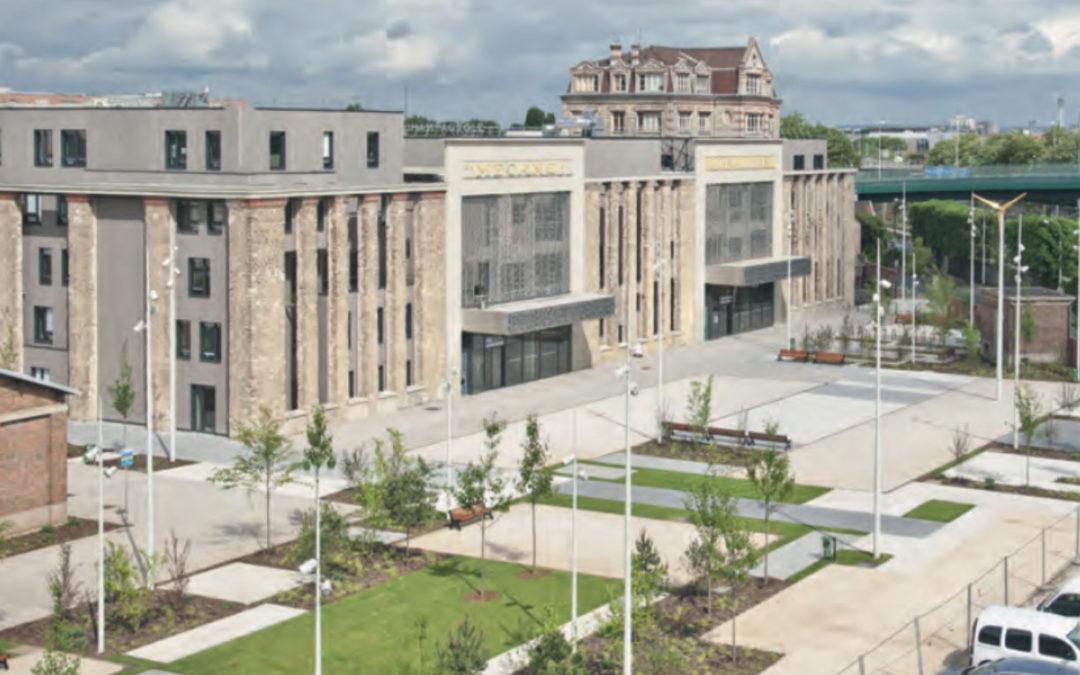 ÉcoQuartier mairie de La Courneuve
